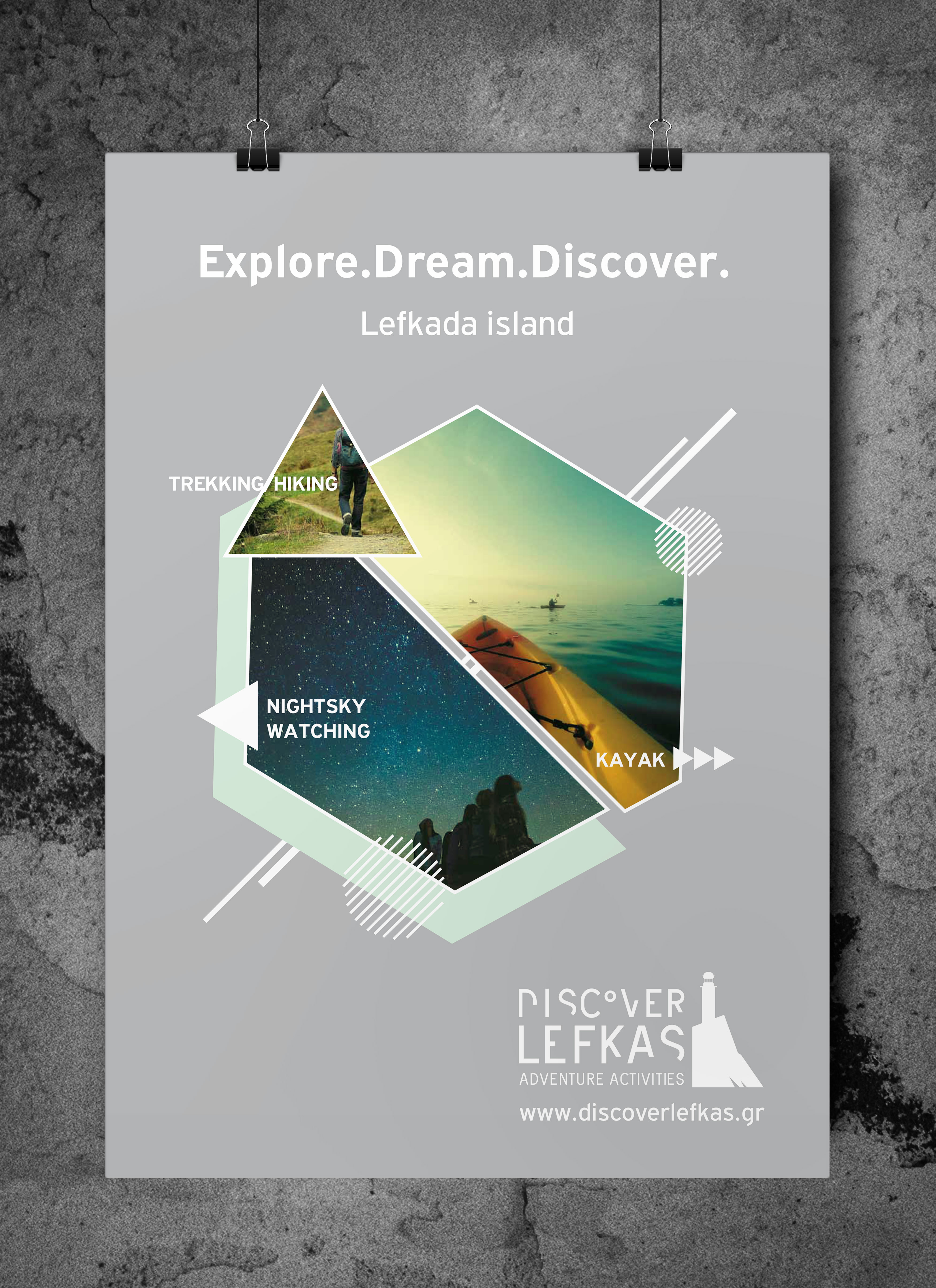Discover Lefkas_Poster