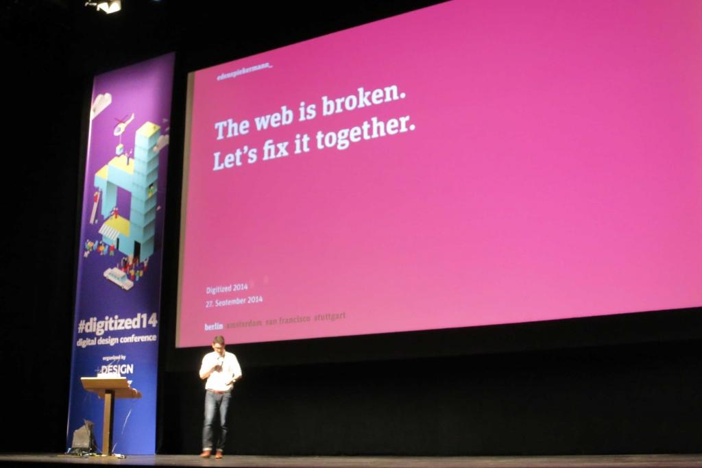 Spiros Martzoukos  Web Developer at edenspiekermann_