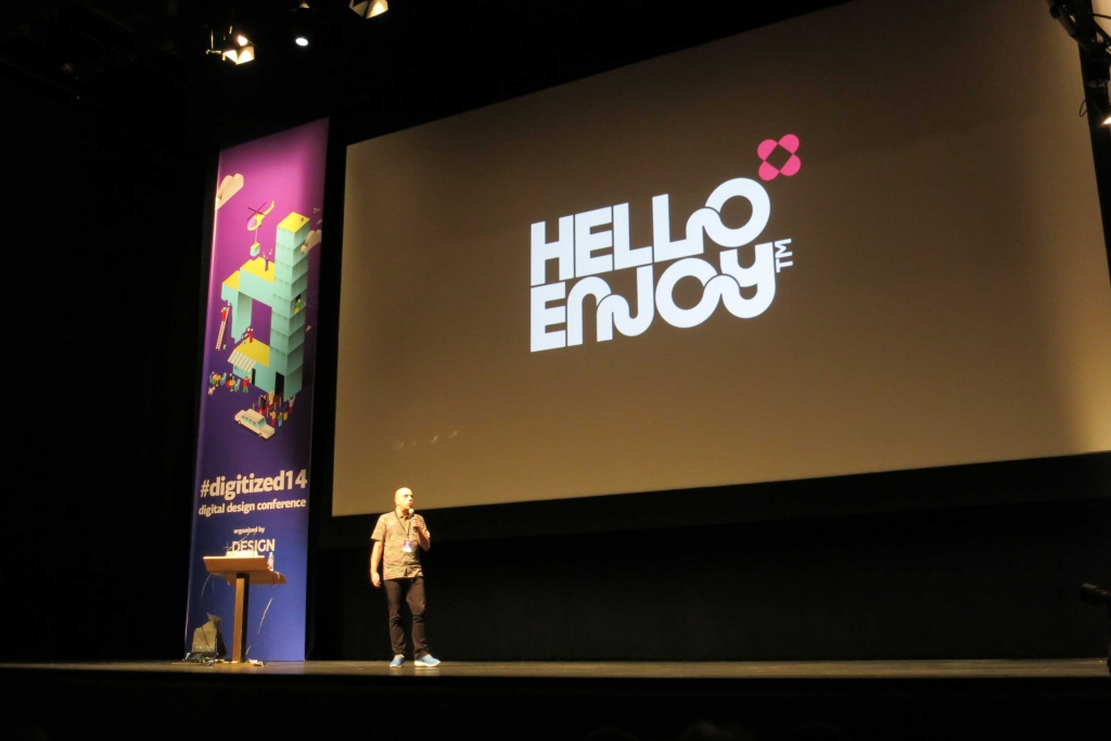Carlos Ulloa  Interactive Designer, co-founder at HelloEnjoy