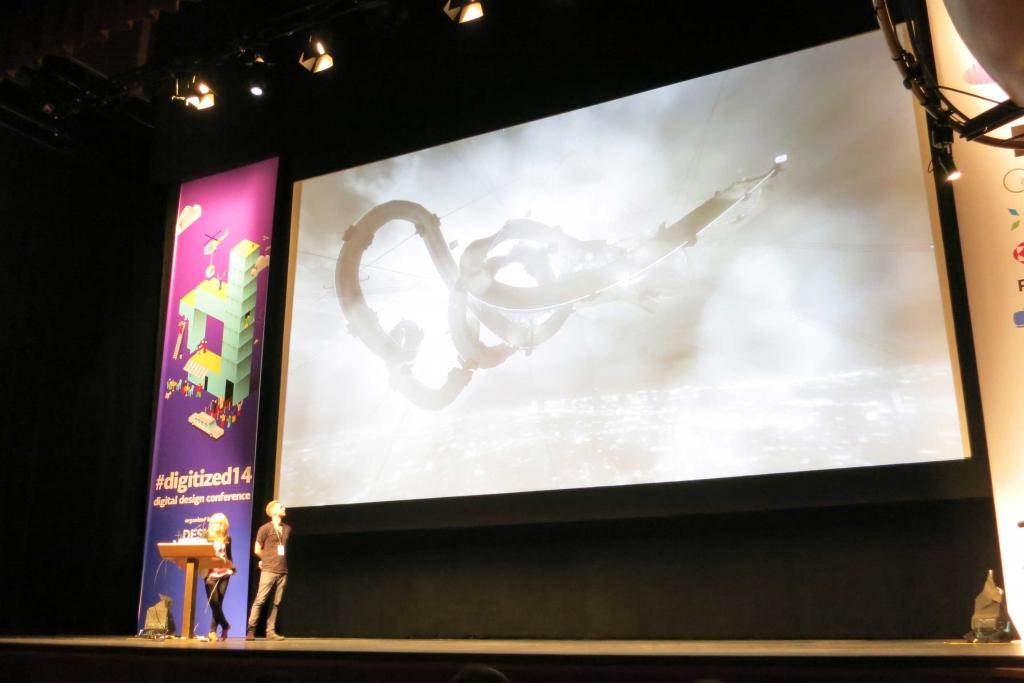 Patrik de Jong+Lina Franke  Creative Director at Artificial Rome